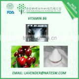 Factory supply high quality Vitamin B6 / Pyridoxine HCL 58-56-0 with reasonable price