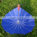 Hot Sale Fashion Heart Shape Fancy Umbrella