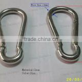 Mountain climbing karabiner hook