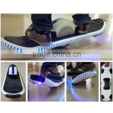 2016 China Factory electric one wheel electric scooter One Wheel Electric Skateboard LED Bluetooth