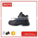 Factory Price Leather Safety Shoes Industrial Safety Shoes                                                                         Quality Choice