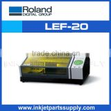 Roland LEF20 UV flatbed printer for cell phone case /transparent business card /pen printing.etc