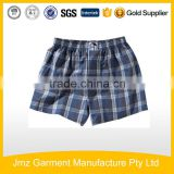 Custom men boxers shorts oem design wholesale clothing