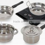 Marble Coated Series Forged Aluminum Cookware Sets(JL-070159)