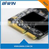 Wholesale good quality low price high performance ssd 120gb hard disk half size msata ssd