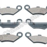 2013 POLARIS 500 SPORTSMAN FRONT AND REAR BRAKES BRAKE PAD