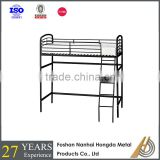 folding sofa bunk bed mechanism Twin over Twin Convertible Metal Bunks