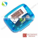 promotion advertising logo print custom sport pedometers