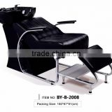Salon shampoo bed hair washing chair with basin shampoo unit shampoo chair
