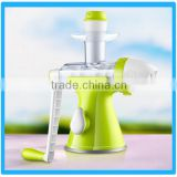 Easy Use Hand Operated Manual Juice Extractor Orange Lemon Juice Blender