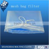 Nylon Filter Bag 60 X 70mm Transparency Empty Tea Bag Single String Closed For filter Tea Medicine