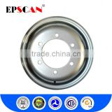 Truck And Bus Steel Wheel Rim Aluminum Alloy