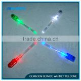 4x Color (blue, green, white and red) LED Party Bright Finger flashing Lights Ring Glow Torch light