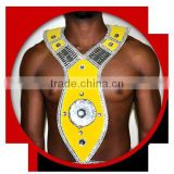 Hot selling brazilian men carnival costumes samba outfits for male
