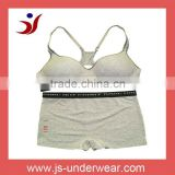 new design cotton sports bra accepted OEM/Eco-friendly