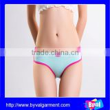 Wholesale slim fit women underwear two color mixed women short panty underwear