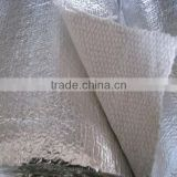 China manufacturer ceramic cloth with aluminium foil