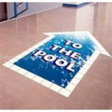 Floor Decals Floor Graphics Floor Stickers Removable Floor Wrap Custom Printed Decal For Floor Advertising