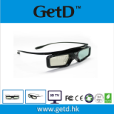 GetD 3d movie eyewear for dlp-link projector