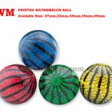 Watermelon bouncy ball, printing bouncing ball, promotion item