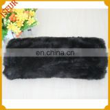 Newly warm faux fur or rabbit fur winter hand muffs