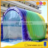 AOQI products bright inflatable tunnel tent for sale