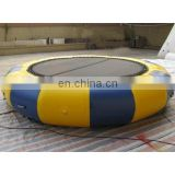 inflatable water trampoline game