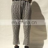 new design for Women's Harem Pants Sweatpants Cotton Trousers -new design 100% cotton