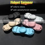 Cheap Factory Supply Zinc Alloy Fidget spinner,Anti-stress/anxiety/obsession
