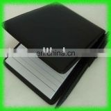 min office and school notepad with hard cover