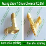 The poor quality brass and bronze chemical polishing agent Metal polishing agent Electroless polishing process