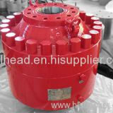 Oil Well Spherical Rubber Annular BOP 13 5 / 8