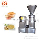 Professional Peanut Sesame Almond Paste Cachew Nut Making Processing Line Groundnut Butter Grinding Machine