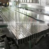 "Rectangular Tubing are made of stainless steel 304L 2B surface Size in inches 3"" x 1 1/2"", thickness 2 mm"