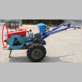 Mini Hand Tractor Agriculture Hand Tractor For Plain / Mountainous