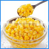 140g canned sweet kernel corn rich in high protein
