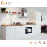 Customized Modular particle board kitchen cabinet manufacturer,aluminum profile for kitchen cabinet