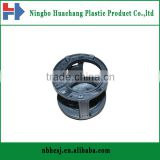 plastic line wheel for fishing reel/ plastic injection mold for PA part