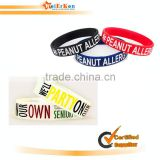 silicon rubber wristband watch