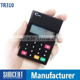 EMV PCI bluetooth NFC magnetic chip card reader
