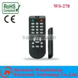 common model mini home appliance remote control for Middle-East, EU, Africa, South America market