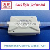 led module for sign light and advertising light box 2835 led module waterproof injection led module back lighting