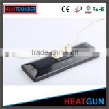LARGE FLAT CHINA MADE HIGH QUALITY INFRARED ALUMINUM HEATER PLATE WITH THERMOCOPULE                                                                         Quality Choice