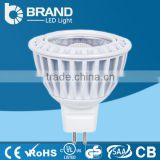 Factory Price, Aluminum + Plastic AC240V 5w GU10 LED Spotlight With 3 Years Warranty, mr16 led lamp