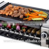 Home Use Electric BBQ Grills Smoke Free