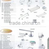 Zinc with chrome plated Bathroom Accessories (A3000 Series)