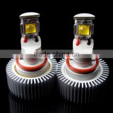 New 18W high power led auto headlight cree H11 (H8),2100lm