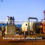 Hot selling used plastic recycling machinery waste tire pyrolysis to oil machine with CE