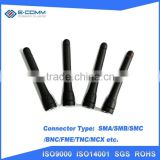 Bulk buy from China 3dBi 400-480MHz Mini Rubber Antenna RP-SMA Connector Small Rubber 433MHz Antenna