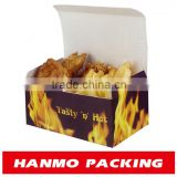 2015 Custom Design Fried Cookie Chicken Box Competitive Price